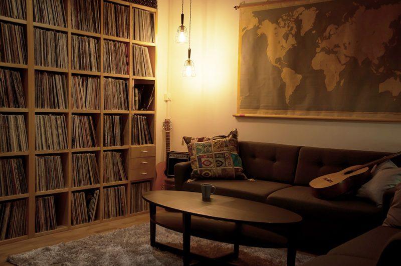 Lounge i Nevo Studios